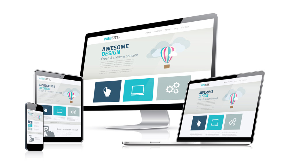 A wide range of design services