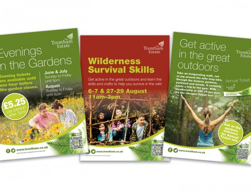 Trentham Gardens Posters