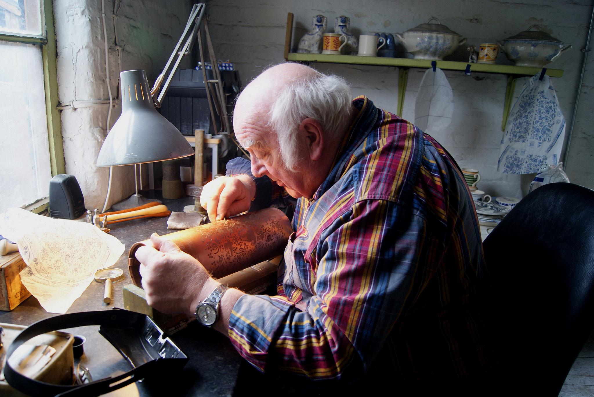 Burleigh Engraver