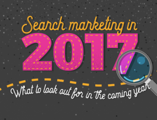 Search Marketing in 2017 predictions