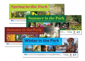 Friends of Hanley Park - Info Banners for Hanley Park